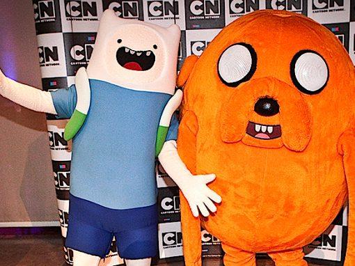 Cartoon Network Revista Espaço Brinquedo