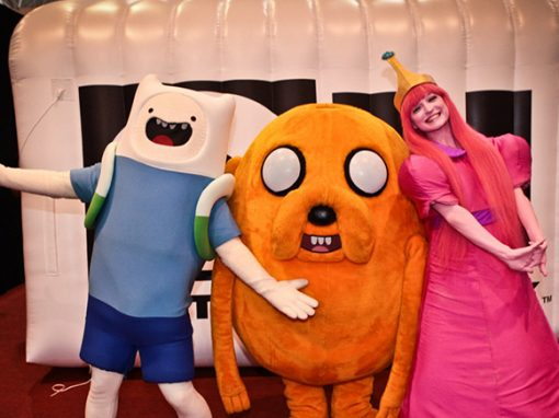 Cartoon Network Comic Con Experience